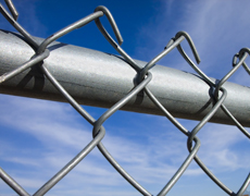 boise chain link fence